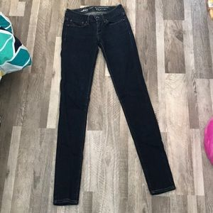 Levi's slight curve skinny jeans